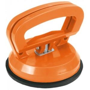 """Стеклодомкрат """"Topex"""", одинарный, цвет: оранжевый, черный, до 40 кг"""
