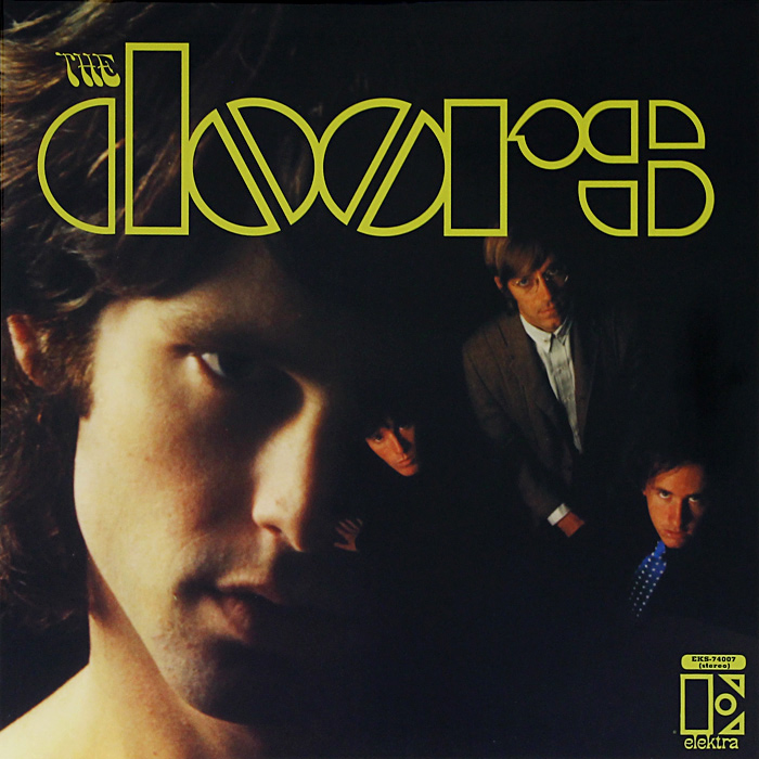 The Doors The Doors. The Doors (LP) the doors the doors soft parade