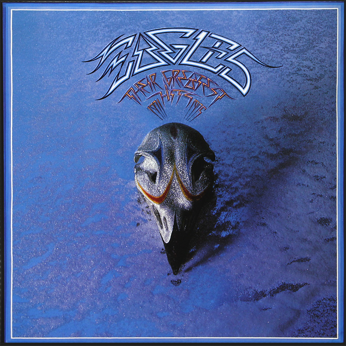 The Eagles Eagles. Their Greatest Hits 1971 - 1975 (LP) cd george benson the greatest hits of all