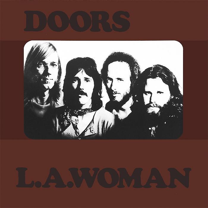 The Doors The Doors. L.A.Woman (LP) цена