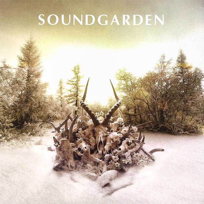 Soundgarden Soundgarden. King Animal (2 LP) soundgarden soundgarden down on the upside 2 lp
