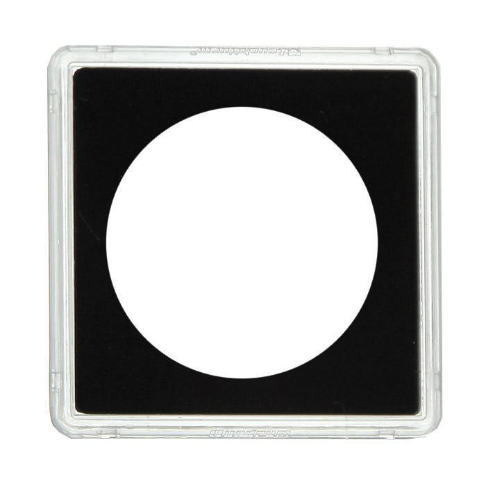 "Капсулы для монет Leuchtturm ""Quadrum"", диаметр 32 мм, 10 шт"
