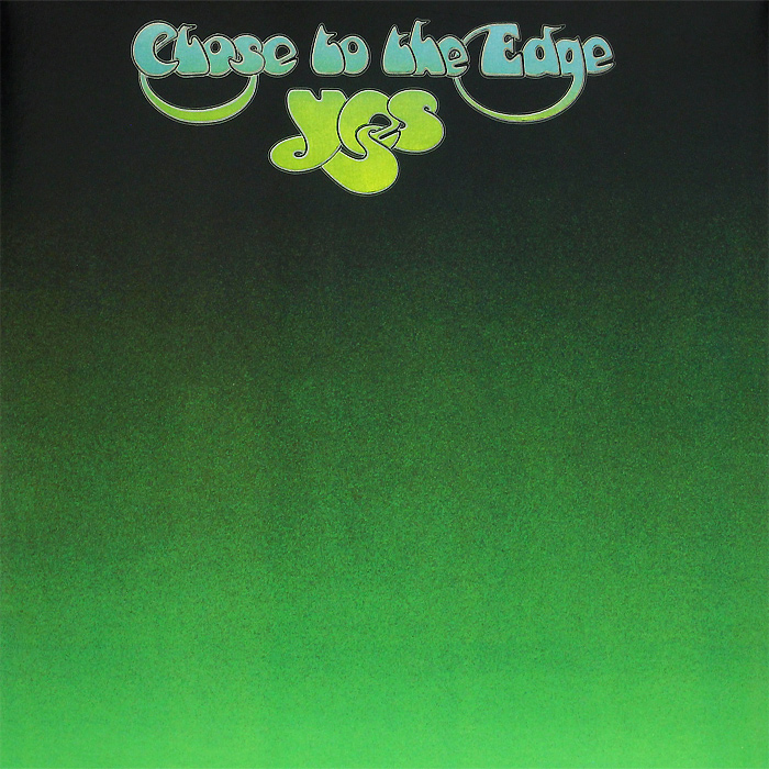Yes Yes. Close To The Edge (LP) yes yes the yes album lp