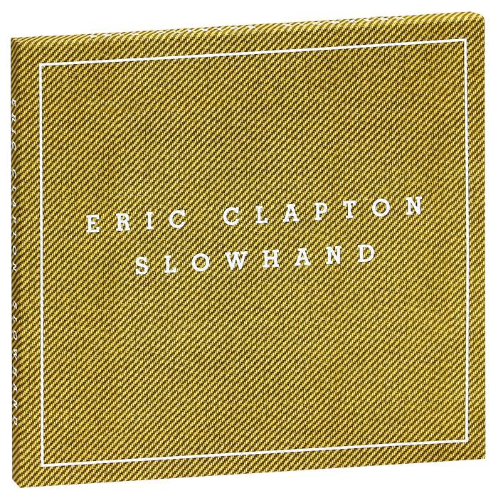 Эрик Клэптон Eric Clapton. Slowhand (3 CD + DVD LP)