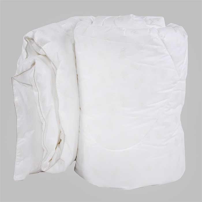 Одеяло Verossa, наполнитель: искусственный лебяжий пух, 140 см х 205 см. 169518 одеяло verossa лёгкое 200х220см иск пух
