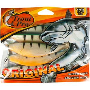 Риппер Trout Pro Original, длина 12 см, 5 шт. 35324 ящик рыболовный trout pro зимний цвет зеленый 39 х 24 х 38 см