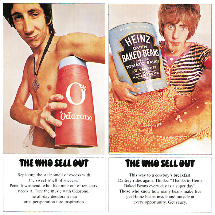 The Who The Who. Sell Out who who the who sell out