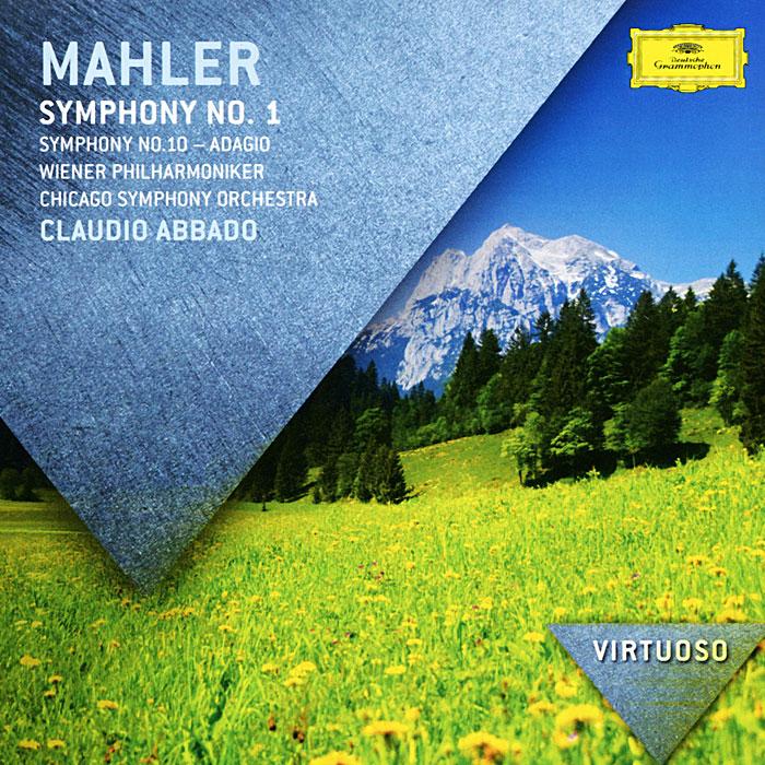 Claudio Abbado. Mahler. Symphony No. 1 abbado cso mahler symphony no 5