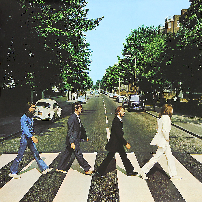 The Beatles The Beatles. Abbey Road (LP) цена