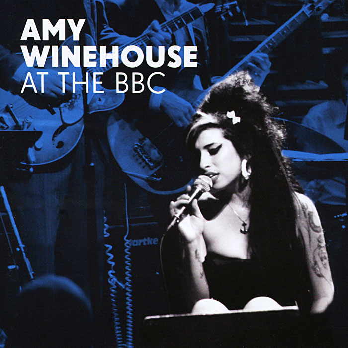 Эми Вайнхаус Amy Winehouse. Amy Winehouse At The BBC (CD + DVD) amy winehouse amy winehouse back to black eu