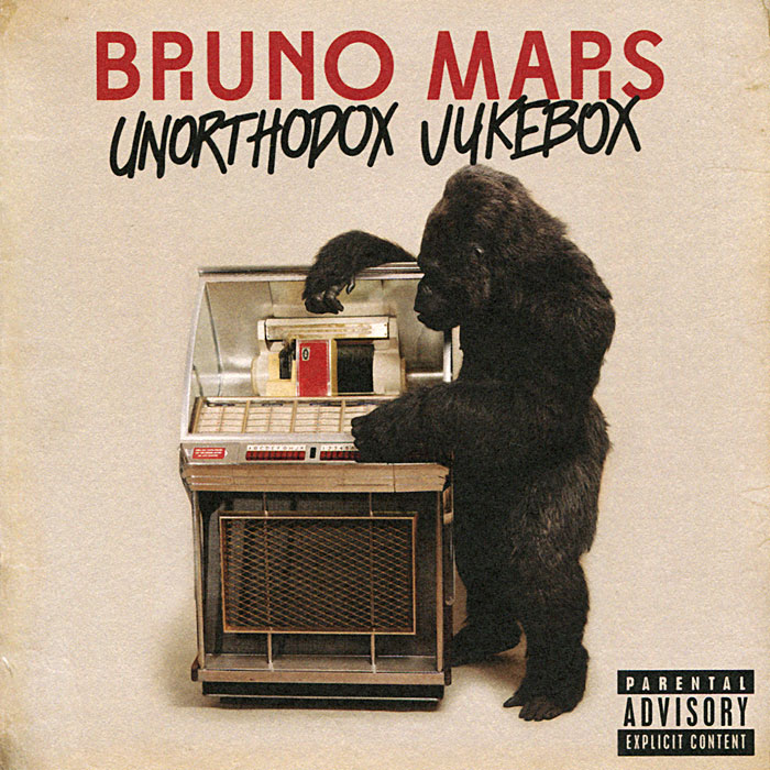 Бруно Марс Bruno Mars. Unorthodox Jukebox цена