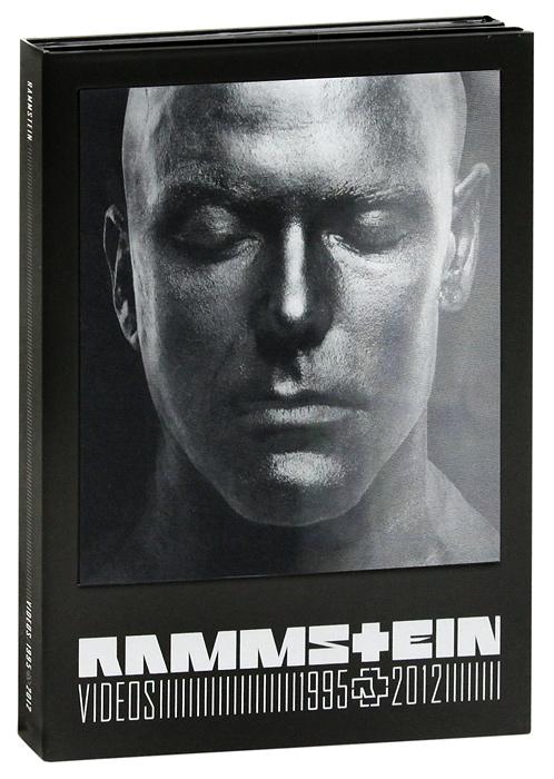 Rammstein: Videos 1995-2012 (3 DVD) цены онлайн