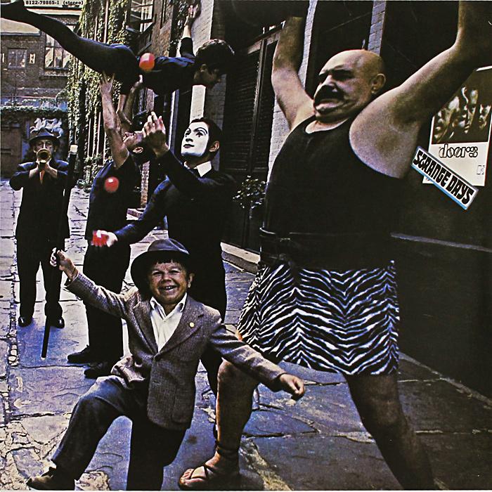 The Doors Doors. Strange Days (LP)