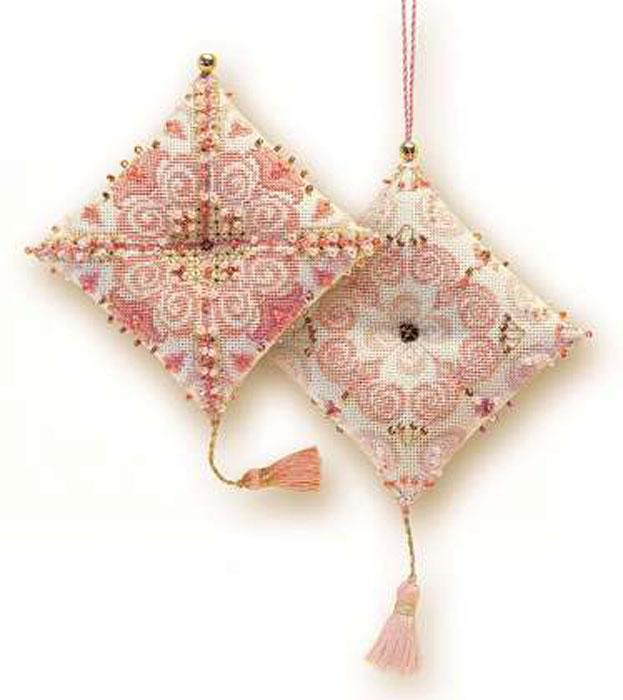 Набор для вышивания крестом Riolis Зигугу. Забава, 8 х 8 см набор для вышивания крестом riolis березы 26 х 38 см