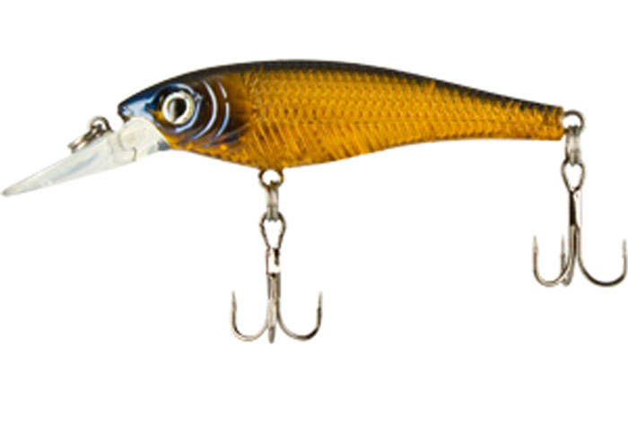 Воблер Trout Pro Fast Minnow 56F, длина 5,6 см, вес 3,5 г. 36429