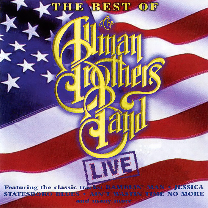 The Allman Brothers Band The Best Of The Allman Brothers Band. Live the gap band gap band the best of gap band