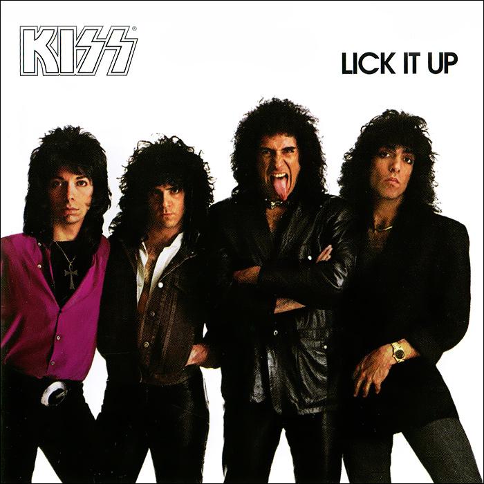 Kiss Kiss Lick It Up