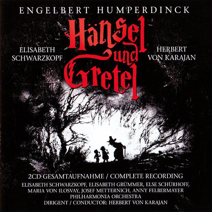Engelbert Humperdinck.Hansel Und Gretel (2 CD)