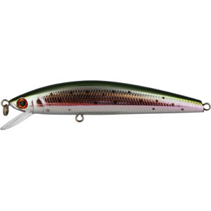 Воблер Tsuribito Minnow, длина 8 см, вес 6,4 г. 80F/055 воблер tsuribito deep shaker 100f 097 длина 10 см вес 31 г 28905