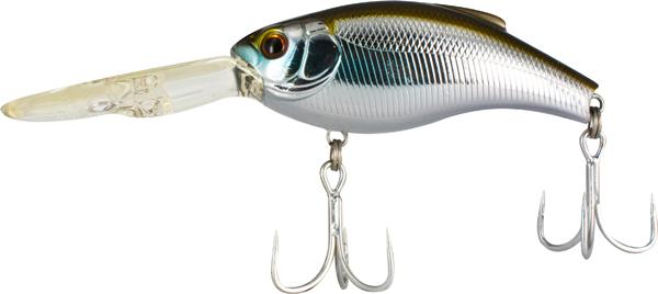 Воблер Tsuribito Deep Crank 80F, № 035, длина 8 см, вес 30 г. 28871 воблер tsuribito deep shaker 100f 002 длина 10 см вес 31 г 28895
