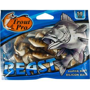 Риппер Trout Pro Beast, длина 5 см, 20 шт. 35156