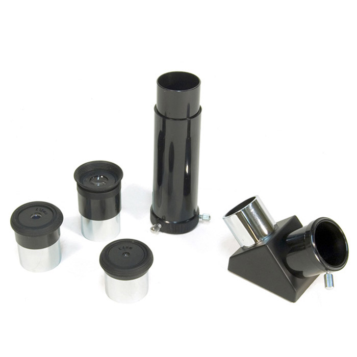 Bresser Jupiter 70/700 EQ В комплекте поставки имеется все необходимое для наблюдений: три......