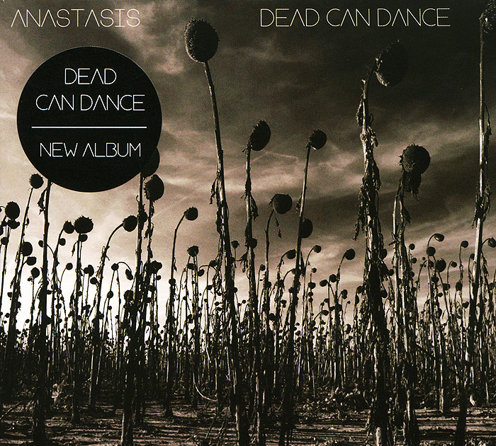 Dead Can Dance Dead Can Dance. Anastasis dead can dance dead can dance wake 2 cd