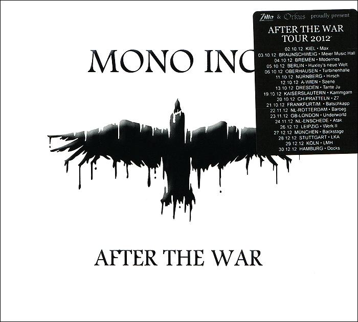 Mono Inc. Mono Inc. After The War полотенце махр tac bambu jacquard 50х90см голубое арт 7124 42024