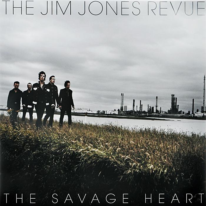 The Jim Jones Revue The Jim Jones Revue. The Savage Heart (LP) jim