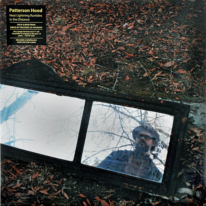 Patterson Hood Patterson Hood. Heat Lightning Rumbles In The Distance (LP) james patterson black market
