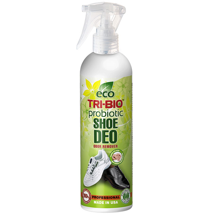 Биологический дезодорант Tri-Bio для обуви, 0,21 л