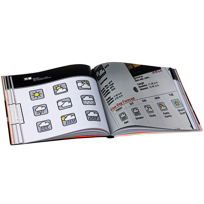 Книга 1000 икон, символов, пиктограмм. Визуальные коммуникации, не требующие перевода