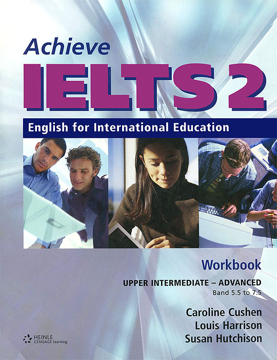 Achieve IELTS 2: English for International Education (+ CD-ROM) achieve ielts 2 english for international education cd rom