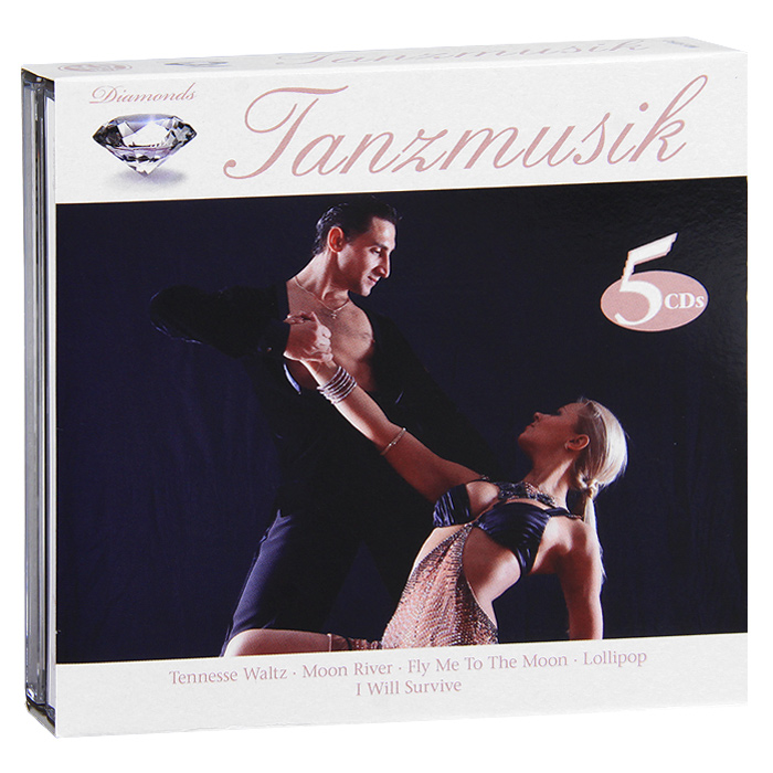 Diamonds. Tanzmusik (5 CD)