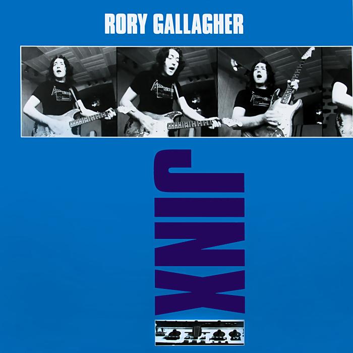 Рори Галлахер Rory Gallagher. Jinx (LP) рори галлахер gallagher rory live in europe hq lp
