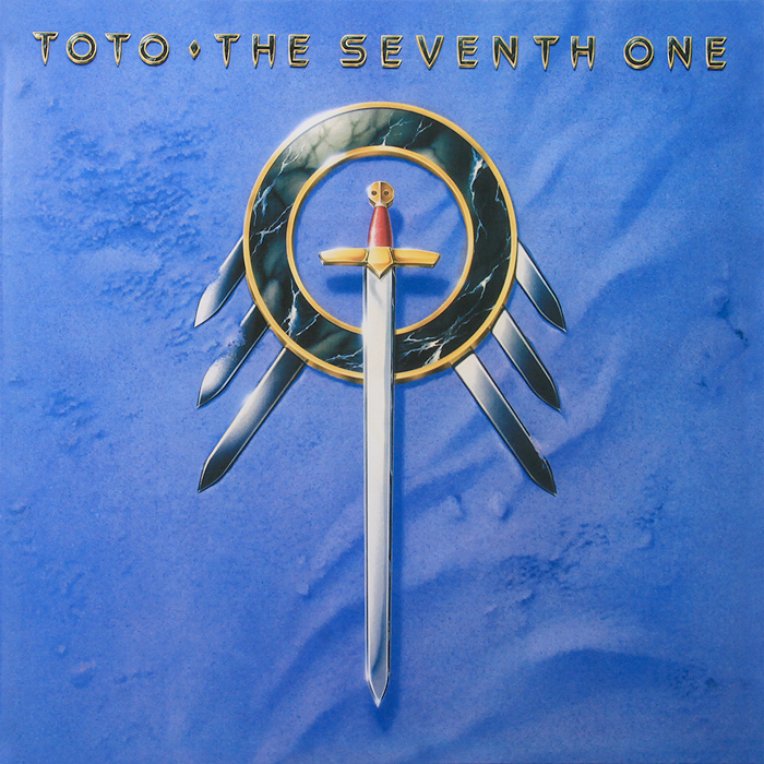 Toto Toto. The Seventh One (LP) оправа seventh street seventh street se045dmcqyi6