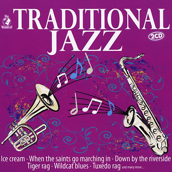 Крис Барбер The World Of Traditional Jazz (2 CD) стоимость