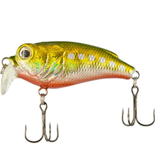 Воблер Trout Pro Shallow Crank 45F, длина 4,5 см, вес 8 г. 35572