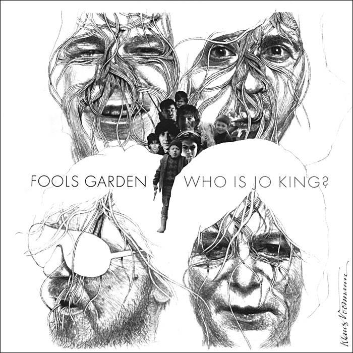 Fools Garden Fools Garden. Who Is Jo King? футболка стрэйч printio village fools