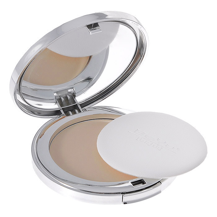 BeYu Пудра компактная Catwalk, тон №4, 9 г38264Компактная пудра Catwalk с комплексом увлажняющих компонентов фиксирует макияж и поддерживает его идеальный вид в течение всего дня. Натуральные оттенки пудры прекрасно адаптируются к цвету лица и совершенно незаметны на коже. Прекрасно матирует кожу, содержит антибактериальные и увлажняющие компоненты. Удобная упаковка с большим зеркалом и спонжем надолго поселится в вашей косметичке. Пудру BeYu можно применять в качестве антисептика в момент периодических высыпаний на лице. Характеристики: Вес: 9 г. Тон: №4. Производитель: Германия. Артикул: 38264. Товар сертифицирован.
