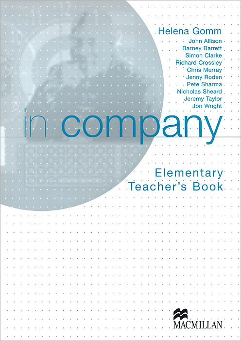 In Company: Elementary: Teacher's Book english for business life course book achieve ielts elementary level