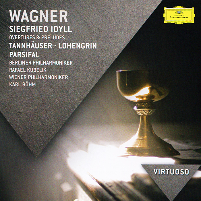 Richard Wagner. Siegfried Idyll richard wagner siegfried idyll