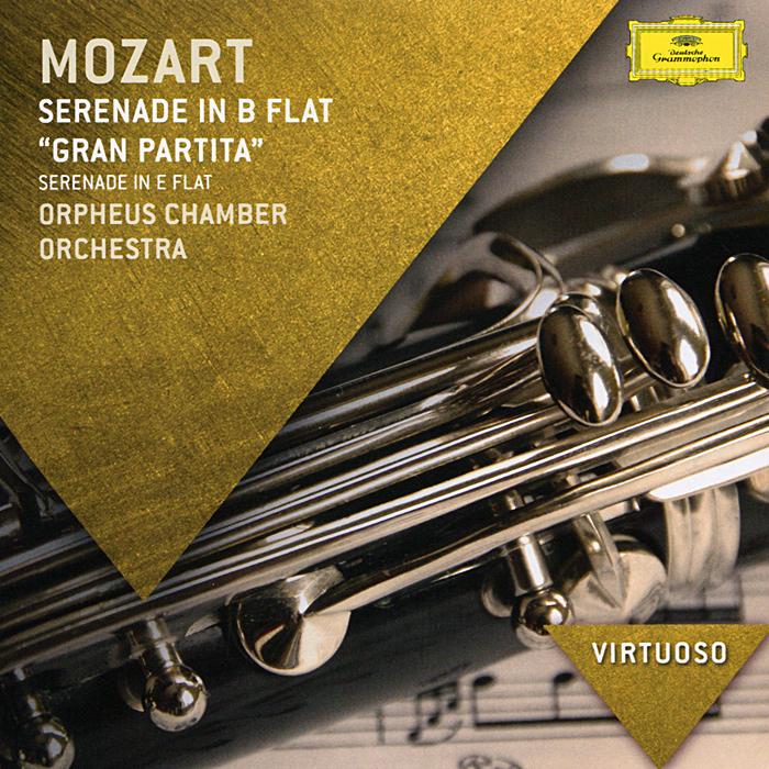Orpheus Chamber Orchestra. Mozart. Serenade In B Flat цены