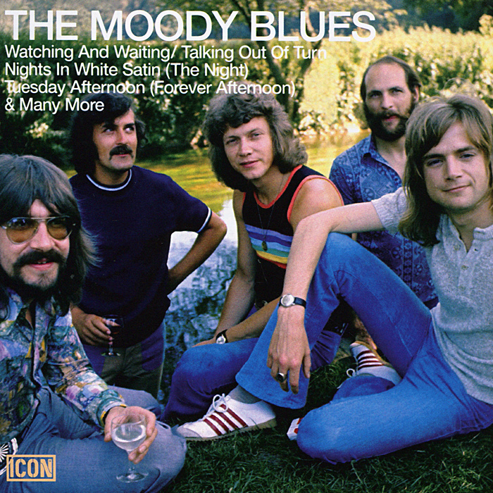 The Moody Blues Moody Blues Icon