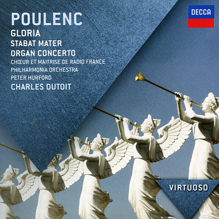 Poulenc. Gloria / Stabat Mater / Organ Concerto j kocięda stabat mater