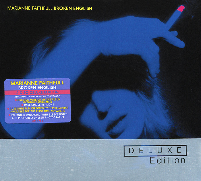 Фото - Мэриэнн Фэйтфулл Marianne Faithfull. Broken English. Deluxe Edition (2 CD) cd led zeppelin ii deluxe edition