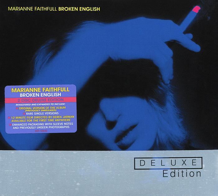 Мэриэнн Фэйтфулл Marianne Faithfull. Broken English. Deluxe Edition (2 CD) marianne faithfull marianne faithfull broken english