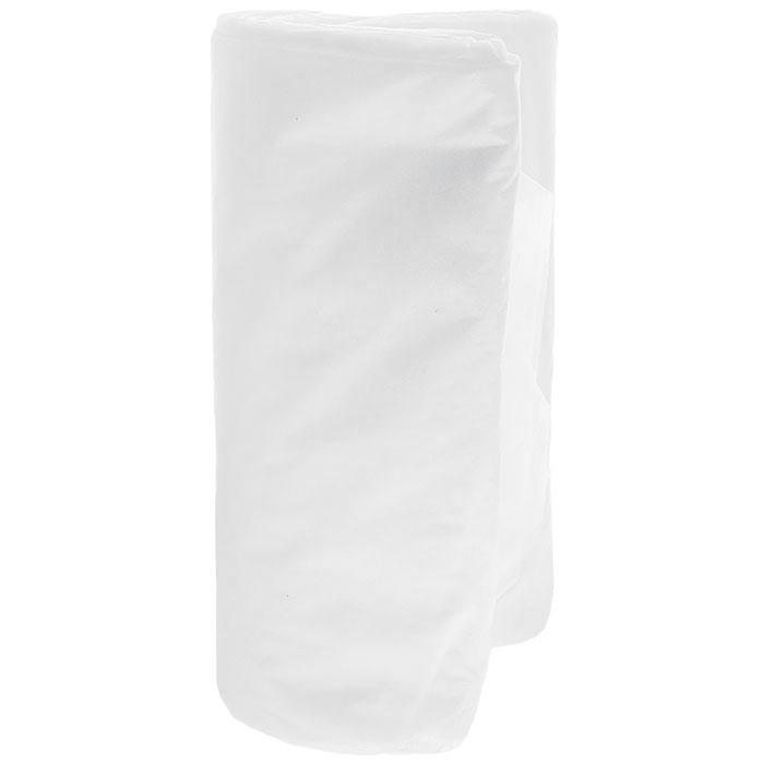 """Спанбонд """"СУФ"""", цвет: белый, плотность 60 г/м2. Размер 4,2 м х 8 м"""