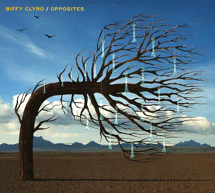 Biffy Clyro Biffy Clyro. Opposites (2 CD + DVD) цена