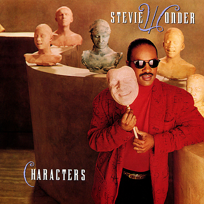 Стиви Уандер Stevie Wonder. Characters уэйн уандер wayne wonder no holding back